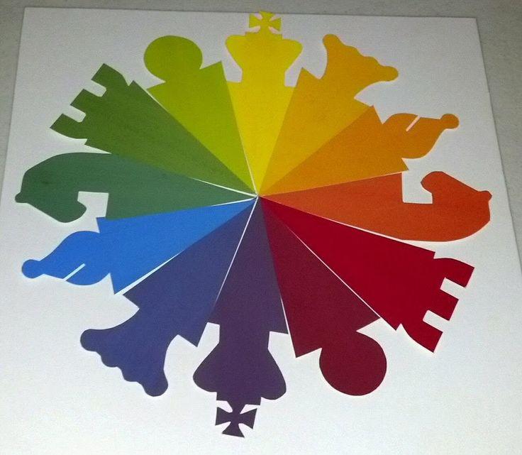 Best 25 Color Wheel Projects Ideas On Pinterest Colour