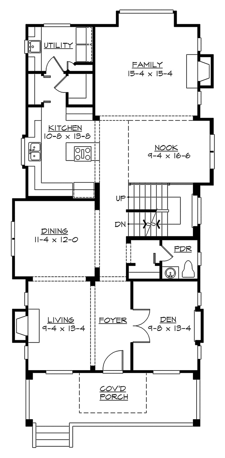 38 best plans de maison images on pinterest house floor plans