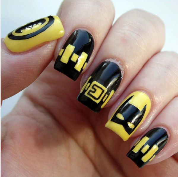 Nails Batman
