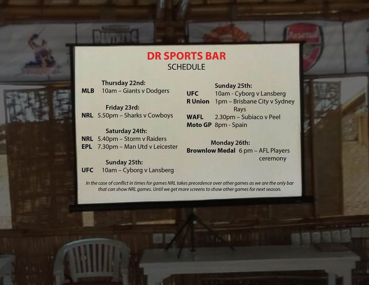 Hello folks... don't forget today's MLB game, Thursday 22nd Giants v Dodgers... Check out this week schedule and let's watch it together at DR Sports Bar... www.diningroomcandidasa.com #candidasa #bali #sportsbar #game #sport #watch #schedule #karangasem