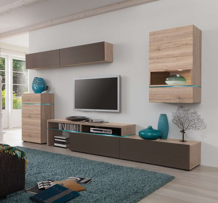 Amsterdam Wall Unit Combination 15992 By Creative Furniture