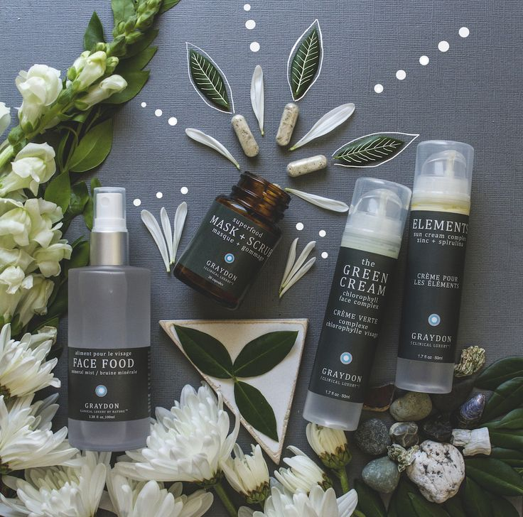 How to step up your green beauty routine and what Graydon skincare products will help you do that. New natural beauty story + giveaway on TLV Birdie Blog.