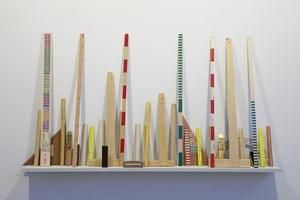 Peter Liversidge - Wooden mail objects, 2011
