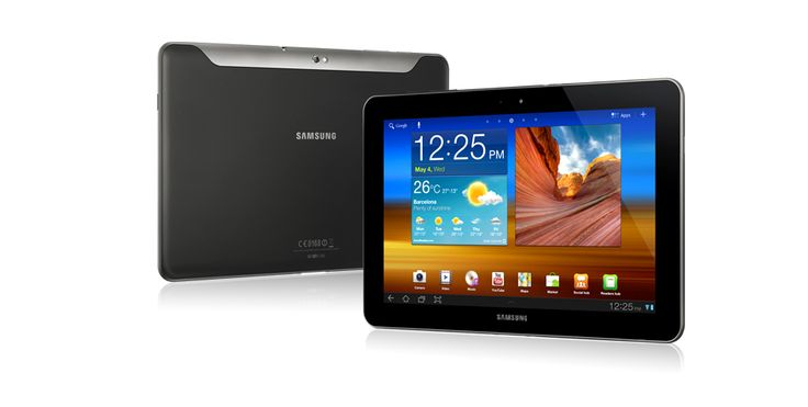 I love my Samsung Galaxy Tab 10.1. It does all the things my Ipad 2 cannot do. Good pictures too.