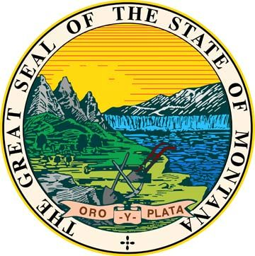 Montana state seal - click to see all state seals