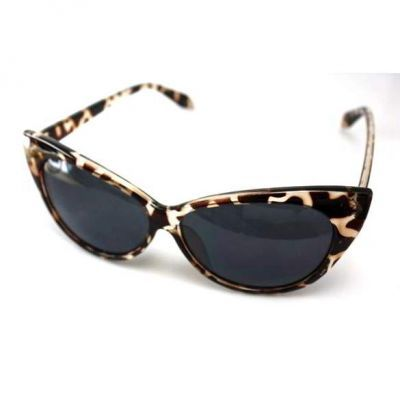 Cat Eye Retro Sunglasses Three Colors Leopard Cute and elegance REPIN if you agree.😊 Only 59.5 IDR