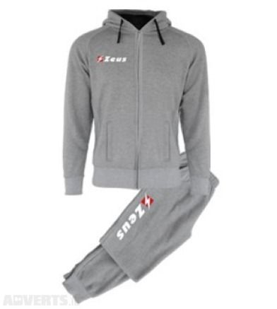 Zeus Relax Tracksuit - RRP €89.99 Now €49.99  100% Cotton For Comfort  Available in 3 Different Co...
