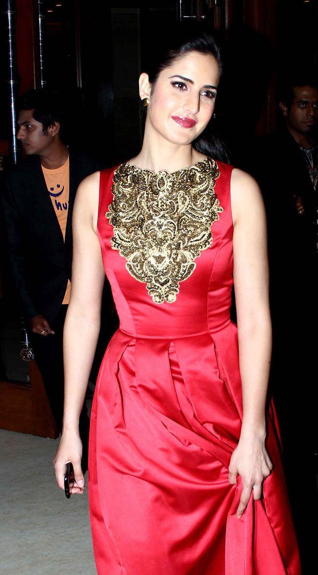 Katrina Kaif at the L'Oreal Paris Femina Women Awards 2014.