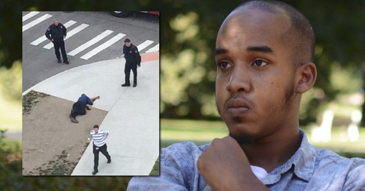The Ohio University Terrorist was a stupid Social Justice Warrior (SJW).