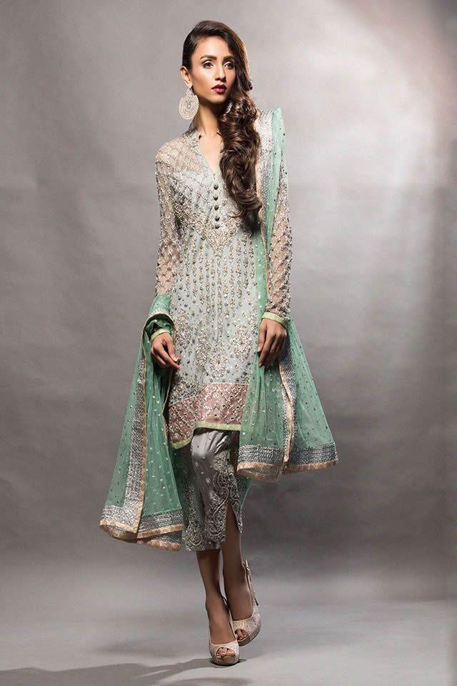 Zainab Chottani formal dresses Collection 2016   Photos ...