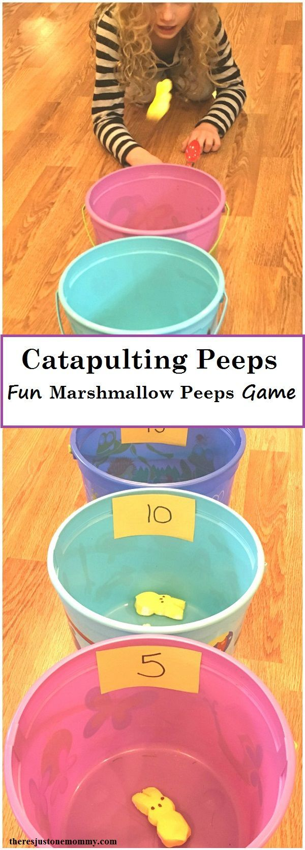 924 best seasons holiday resources for the autism classroom images catapulting peeps simple diy easter game marshmallow peeps activity solutioingenieria Gallery