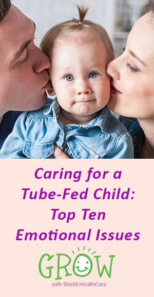 Caring for a child with ongoing medical needs is a rewarding yet daunting experience. Add tube feeding to the mix and you have even more to handle. Parents of tube-fed children report that the social and emotional issues they deal with every day can be more taxing on family life than the medical complications of tube feeding. Learn more about these emotional issues and find resources to help your family safely navigate them.