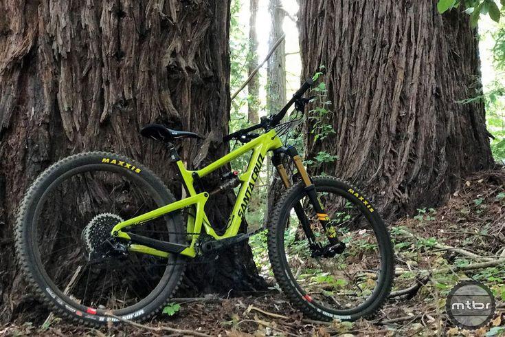 Santa Cruz Hightower LT first ride review - Mountain Bikes For Sale