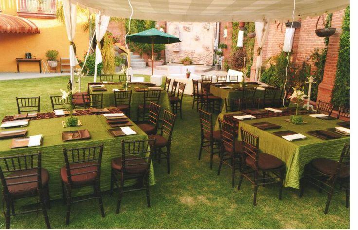 Terraza Villa Guadalupe Av. Paseo de la Cruz #1404 Tel: 9940837 Cel: 4491131732
