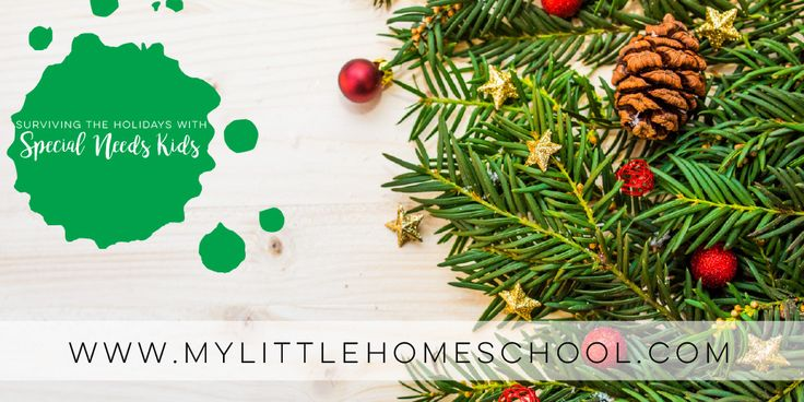 I did a guest post on Laura's blog about surviving the holidays with #specialneeds kids. She's a fellow special needs mom and crafter extraordinaire. Click VISIT to check out the post. #mommyblogger #momblogger