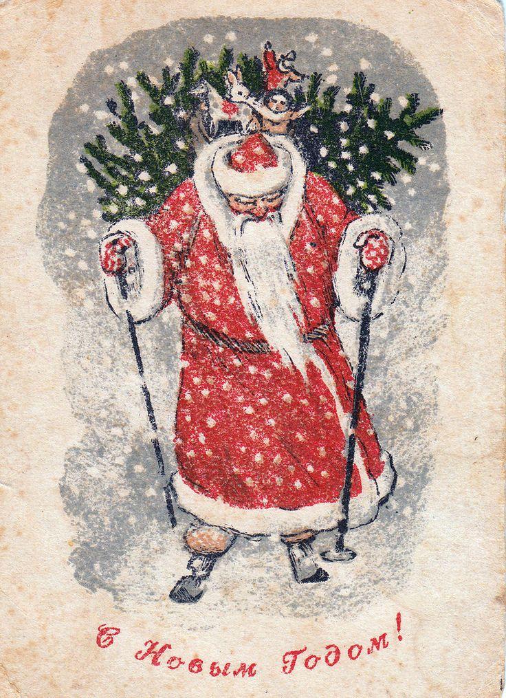 художник Н. Петрова, 1945