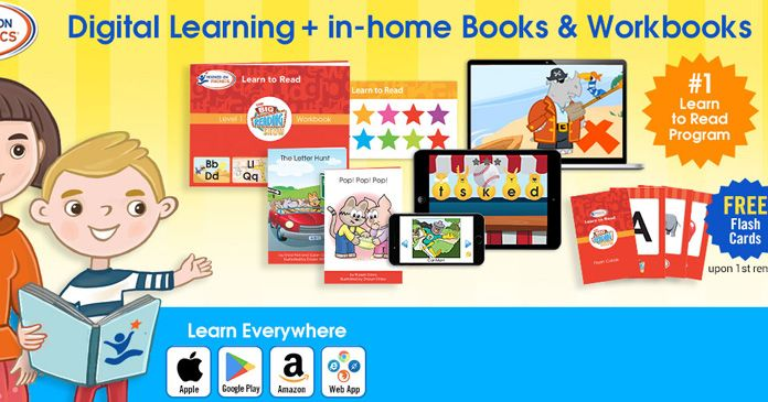 7 Day Free Trial Hooked On Phonics Kids Reading Phonics Kids