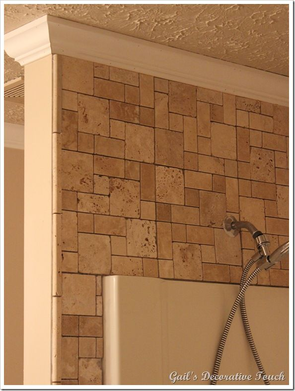 Best 25 shower surround ideas on pinterest marble tile shower gray shower tile and grey tile - Tile shower surround ideas ...