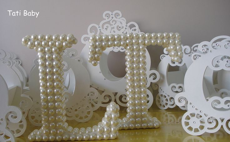 30 mejores im genes sobre letras en pinterest - Letras de madera decorativas ...