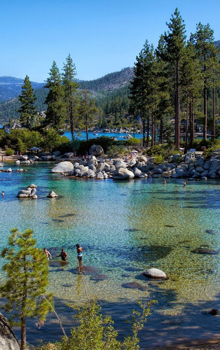 Lake tahoe sunset travel channel pinterest - 101 Most Beautiful Places To Visit Before You Die Part Ii