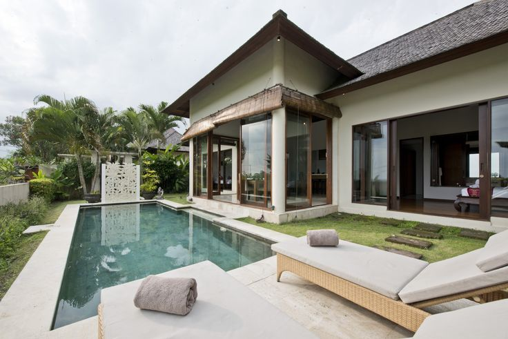 Dream get away. Private garden area with swimming pool. Bali, Indonesia