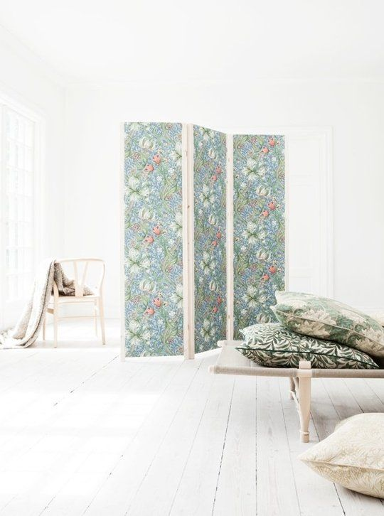 Inventive ways to use ikea 39 s ivar all over the house william morris pa - Console blanche ikea ...