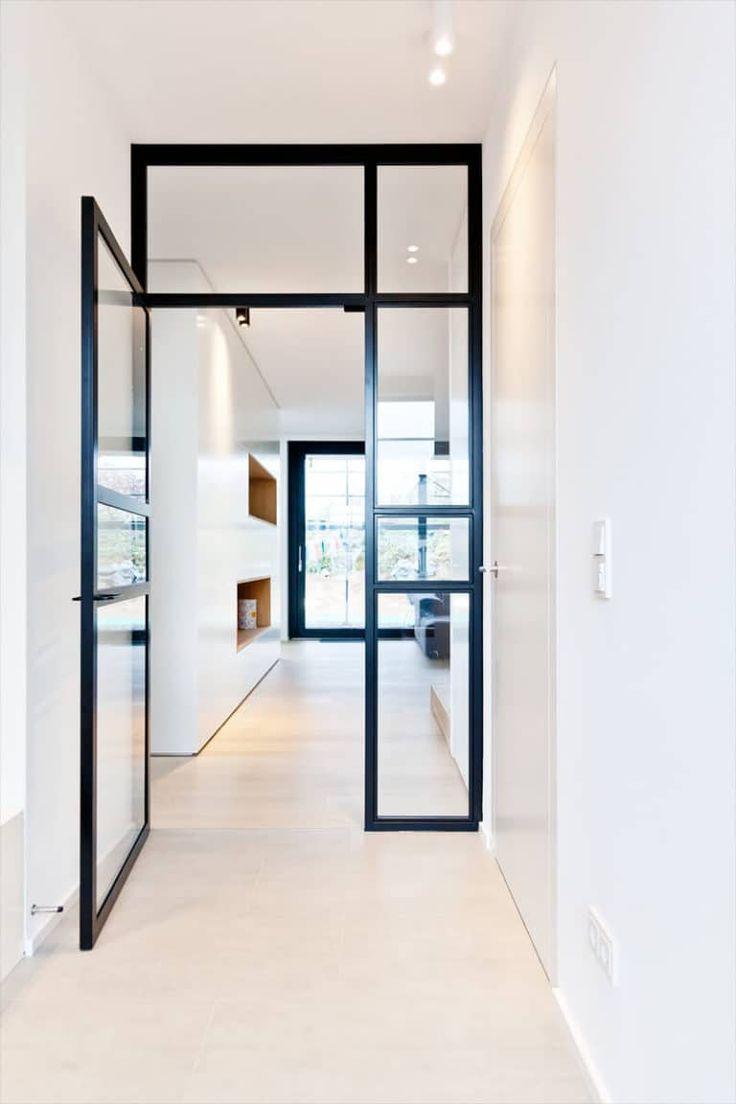Stahl-Loft-Türen