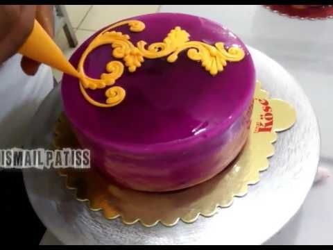Oddly Satisfying Video The Most Satisfying Video Cake Awesome artistic skills - YouTube