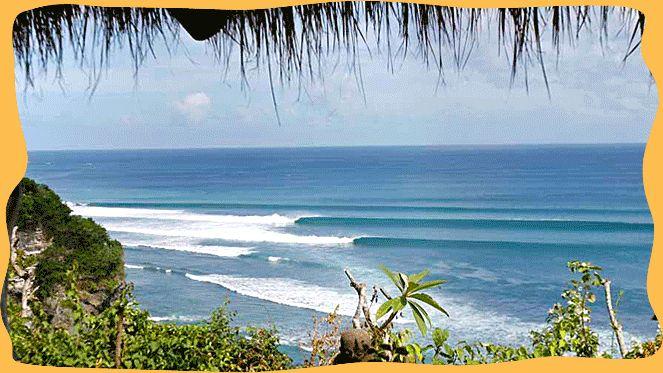 Bali Surfing & Yoga Accommodation at Bingin