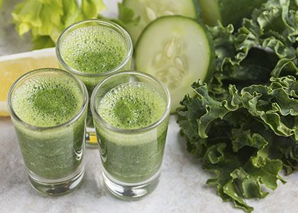 "Reboot with Joe- Mean Green Juice Recipe- from the documentary ""Fat, Sick and Nearly Dead"""