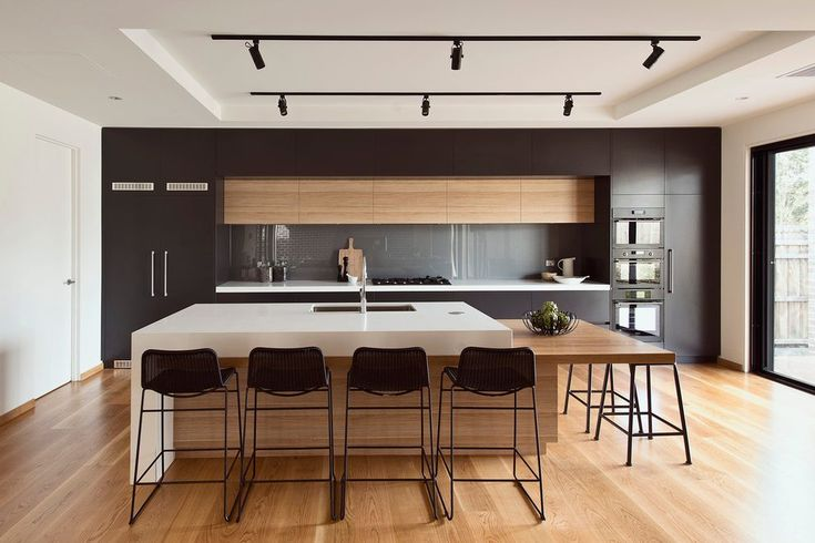 Caesar stone snow kitchen modern with timber kitchen timber cabinets