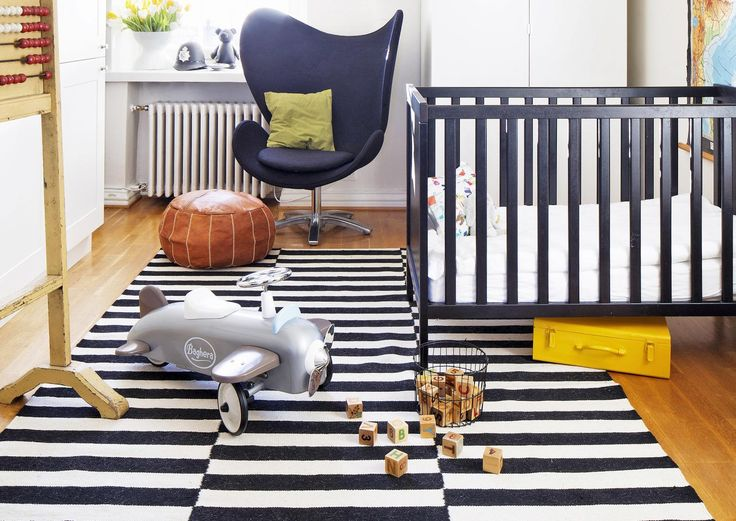 BOLD COLORS-BABY BOY ROOM