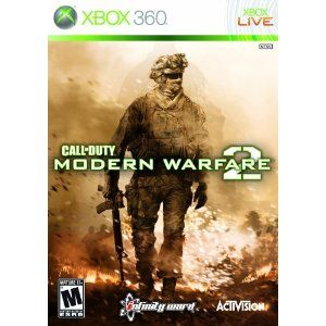 Call of Duty: Modern Warfare 2 #xbox360 #videogames