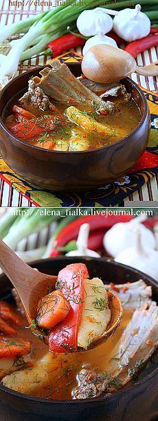 Кухня народов мира Узбекская кухня