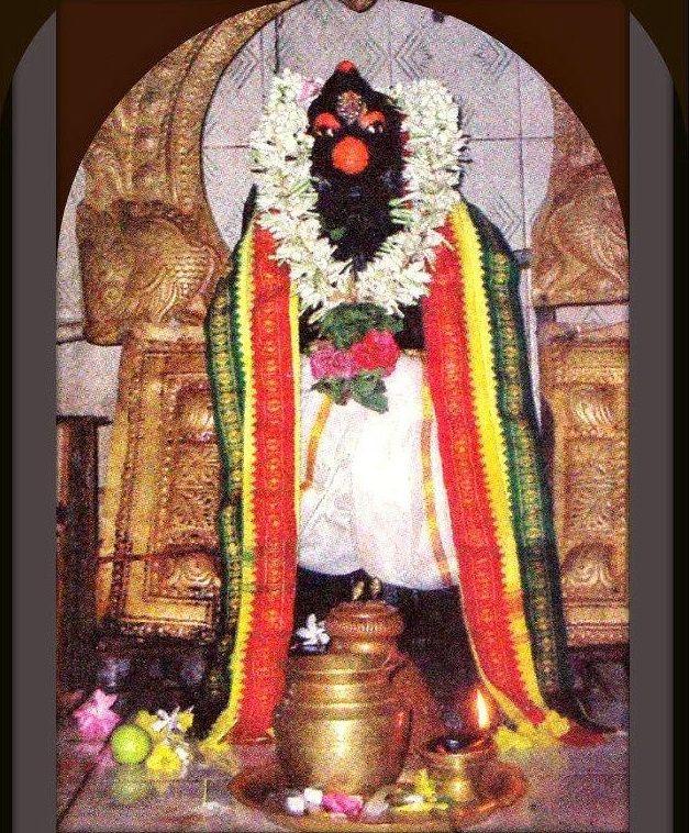 Sri Veera Anjaneyar Temple in Attur, Salem, TamilNadu  Varaha Mukha