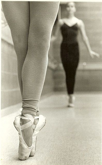ballet - my dream...too bad I was told in HS that my BUTT was too big to be a serious ballerina! =[. amh WY