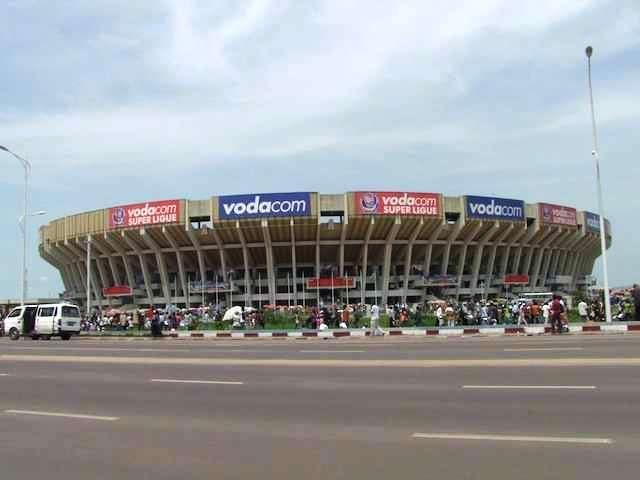 Dem. Rep. Congo Stade des Martyrs