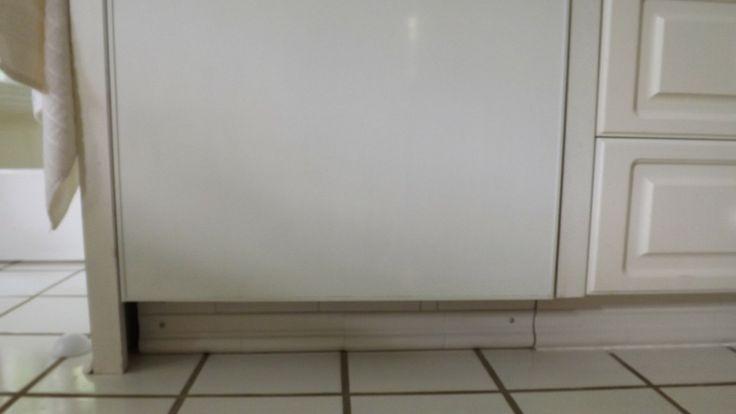 baseboard under cabinet kitchen ideas pinterest