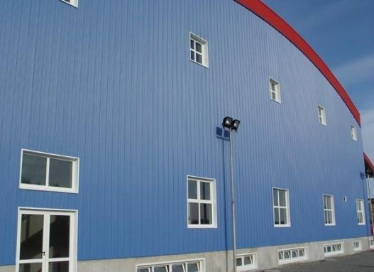 Colegio Alemán Puerto Varas   Producto: Revestimientos Interiores de Muro   Miniwave  Programa: Colegio