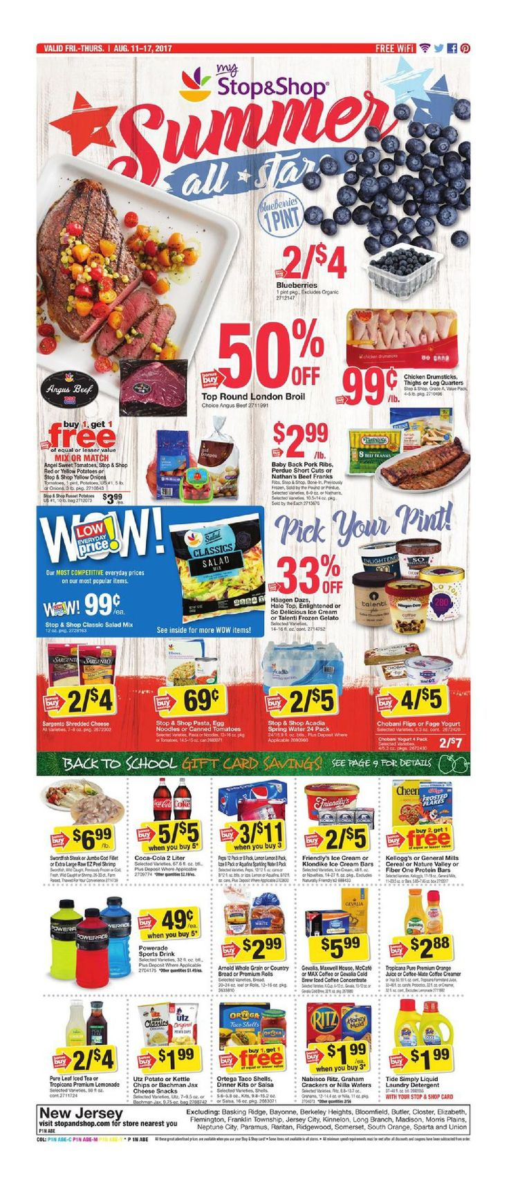 Stop and Shop Circular August 11 - 17, 2017 - http://www.olcatalog.com/grocery/stop-and-shop-circular.html