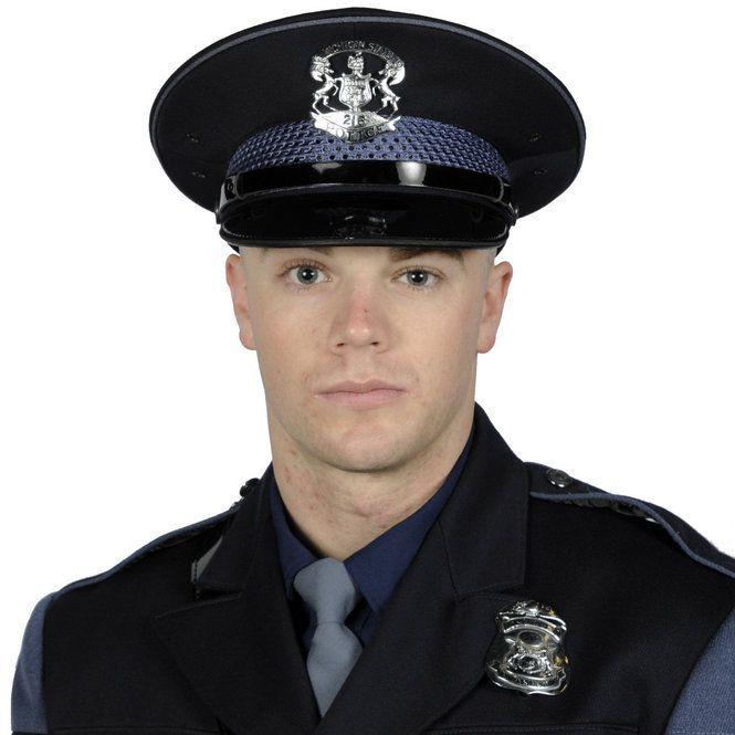 Trooper Robert Lee State Police Trooper Bravery