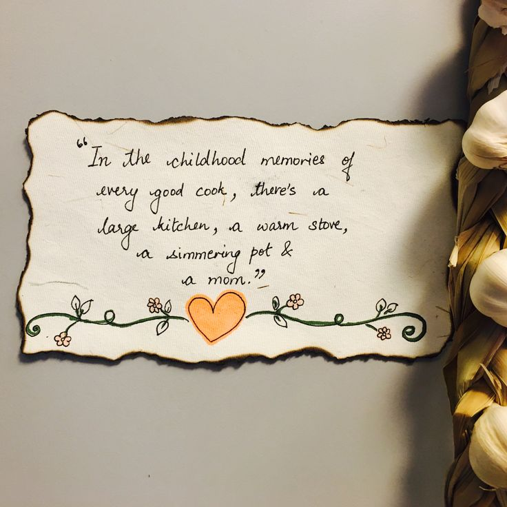 newest quote in my kitchen in the childhood memory of every good cook there is a large on kitchen quotes id=28296