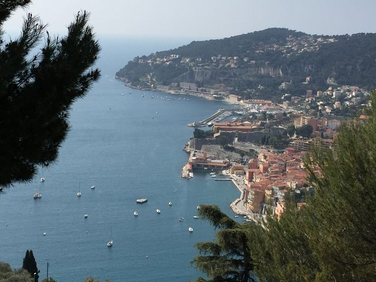 Nice - From the top of the city