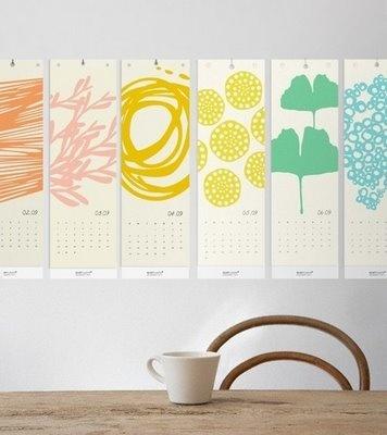50 best DESIGN - Calendars images on Pinterest | Calendar design ...