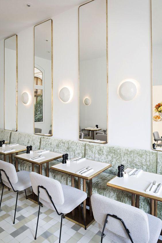 Restaurant interior design ideas. | Restaurant Interior ...
