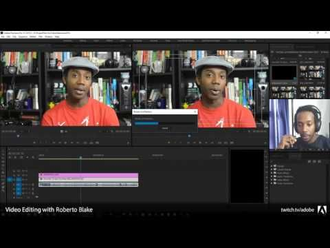 My Complete Adobe Premiere Pro Video Editing Workflow for Editing YouTube Videos. A Behind the Scenes look at exactly how I edit my YouTube videos from start to finish.  Originally Streamed to Adobe Twitch TV Channel Friday November 18 2016. http://twitch.tv/adobe  HOW TO EDIT VIDEOS FOR YOUTUBE IN PREMIERE PRO While you don't need Premiere Pro to do video editing for YouTube it is my preferred software and the one that I feel has the most potential to grow with you.  In this behind the…