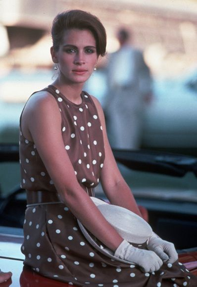 "Julia Roberts as Vivian in ""Pretty Woman"" (1990)"