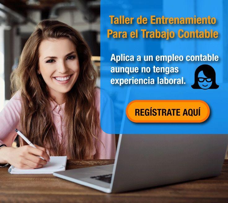 En este Taller conocerás todos los trucos para que tengas una hoja de vida ganadora y consigas fácilmente un trabajo contable, sin necesidad de tener experiencia. Inscríbete aquí ====»»» http://bit.ly/2s2bEj8 😀
