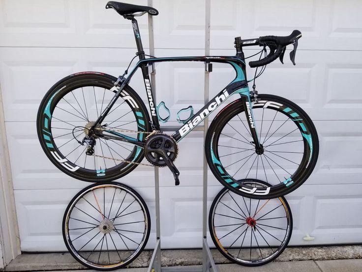 Pin En Bianchi Bicycle