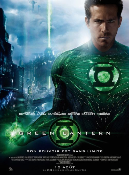 Watch Green Lantern (2011) Full Movie Online Free
